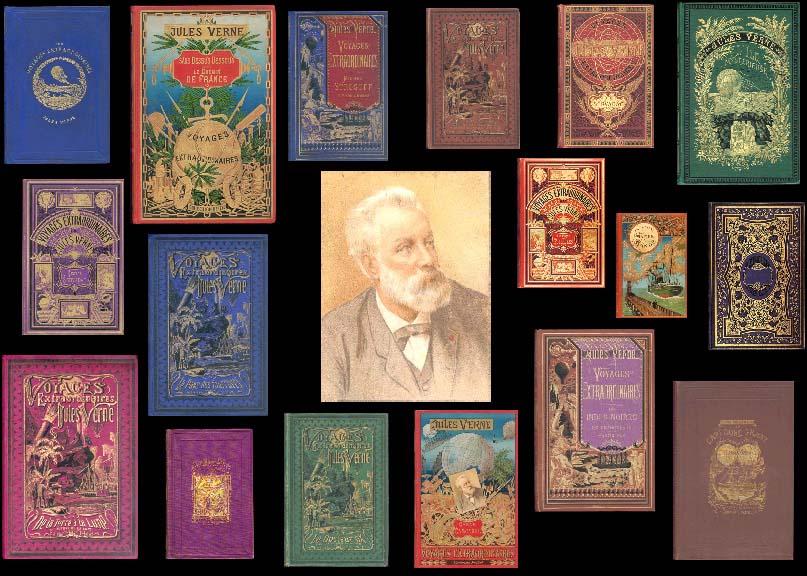 Pictor Et Structor Les Cartonnages Hetzel Et Jules Verne